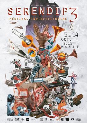 Festival Serendip Soirée Club Mutante