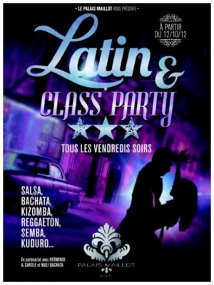 Latin & Class' Party
