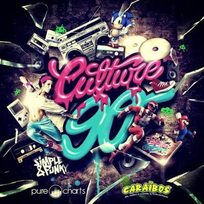 CULTURE 90 invite CULTURE BEAT (Live)