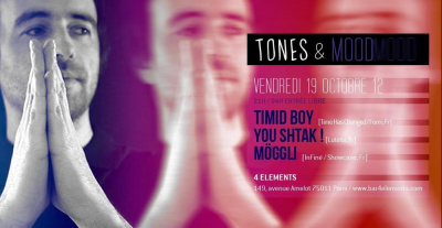 Tones & Moods #1 with Timid Boy, You Shtak! & Möggli