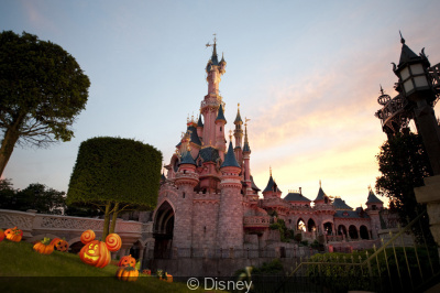 Halloween à Disney 2012 © Disney