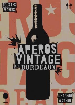 Vins de Bordeaux, Paris, Bars, Mardis, Soirées, Eté