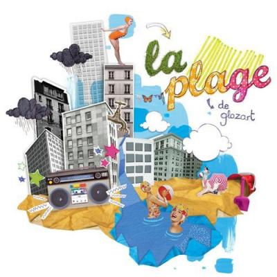 La Plage, Glazart, Eté, Paris, Villette