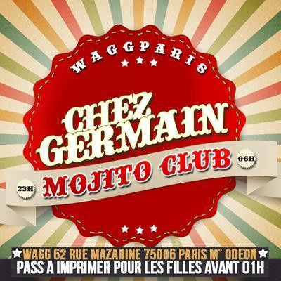 Chez Germain Mojito Club