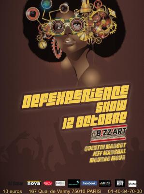 DEFexperience show XXL