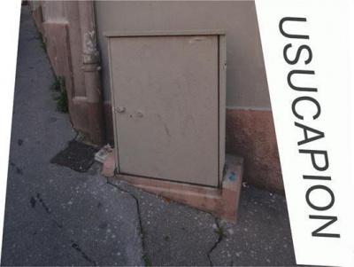1166 USUCAPION par Tristan Favre