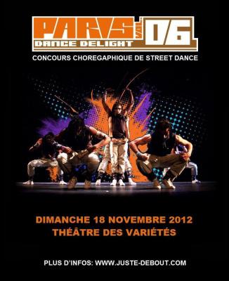 Paris Dance Delight 6