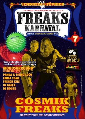 Freaks Karnaval