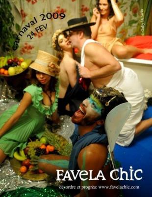 Carnaval Favela Chic