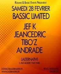 Bassic Limited à l'Alternative
