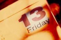 Peur du vendredi 13 for Peur du nombre 13