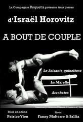 A bout de couple, théâtre