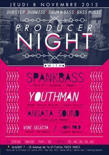 PRODUCER NIGHT # 2