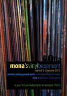 MONA'S VINYL BASEMENT
