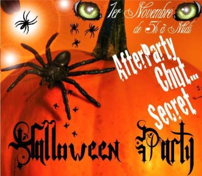 Happy Halloween...Chut