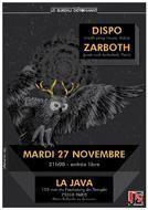 DISPO + ZARBOTH