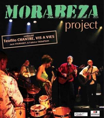 """Soirée Exceptionnelle du Collectif MORABEZA PROJECT """"Une soirée sous le signe du métissage en trois temps"""":"""