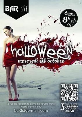 Halloween Fright Night @Bar3