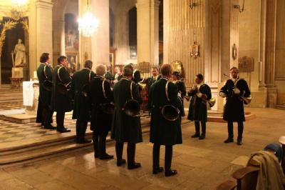 Concert de trompe de Chasse