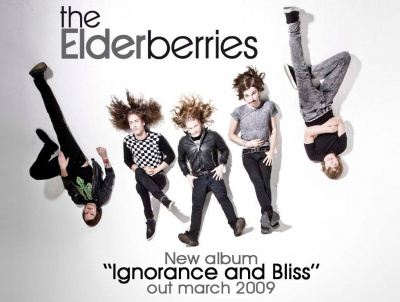 Concert, Paris, The Elderberries, Boule Noire, Ignorance & Bliss