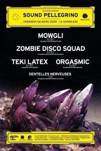 Soirée, Clubbing, Paris, Teki Latex, Orgasmis, Mowgli, Electrochic, Sound Pellegrino, Sous le Pont, Pont Alexandre 3, Showcase