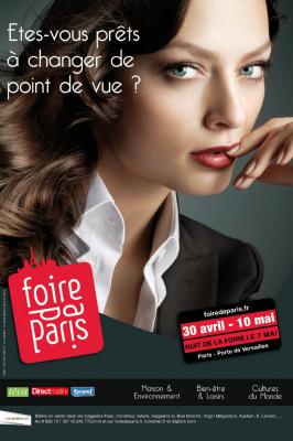 Foire de Paris, salons, rencontres, cultures, environnement, loisirs