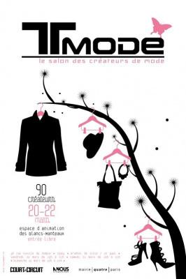 T mode, création, mode, style, Blancs manteaux, événement, talent, Paris