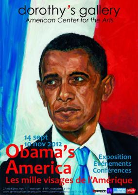 """Soirée de clôture de l'exposition """"Obama's America"""""""