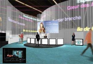 Le premier Salon de l'Internet tisse sa toile Porte de Versailles