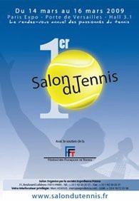 Le salon du tennis pour une premi re porte de versailles for Porte de versailles salon loisirs creatifs