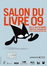 Salon du Livre 2009 : le livre ne connait par la crise