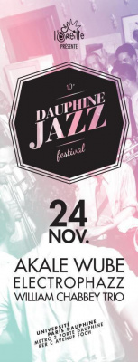 Dauphihe Jazz Festival