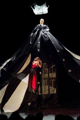Théâtre, Spectacle, Paris, Le Cid, Corneille, Silvia Monfort