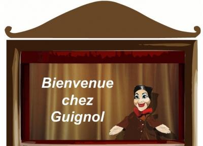 Spectacle, Marionnettes, Guignol, Jardin d'Acclimatation, François Allain