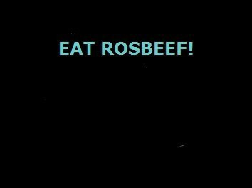 Soirée, Paris, Fleche d'or, Eat Rosbeef, Alaska in winter, Pharell, Rosbeef