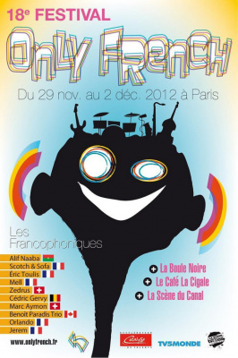 Festival Only French – 18ème édition