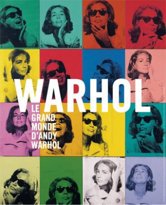 Andy Warhol, Portraits, Grand Palais