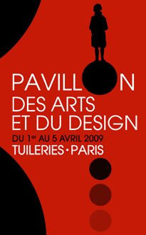 Pavillon des arts et du design, Tuileries, Paris