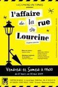 Paris, théâtre de Nesle, l'affaire de la rue de lourcine