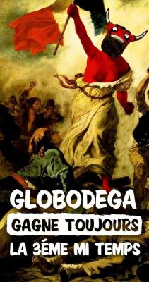 Globodega la Fiesta du Sud Ouest à Paris