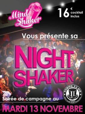 Night Shaker