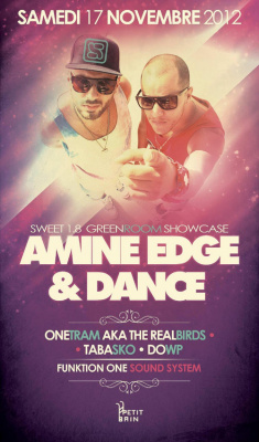 Sweet #1.8 Amin Edge & Dance