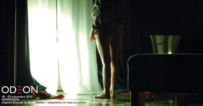 Nosferatu, Mise en scène Grzegorz Jarzyna