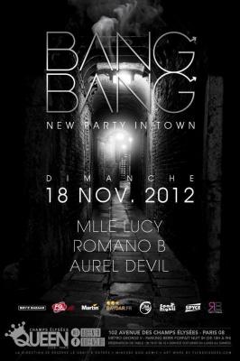 BANG BANG - New party in town !
