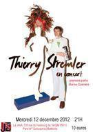 THIERY STREMLER + MARINE QUEMERE