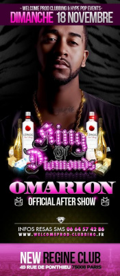 OMARION OFFICIAL AFTER SHOW @ KING OF DIAMONDS PARTY