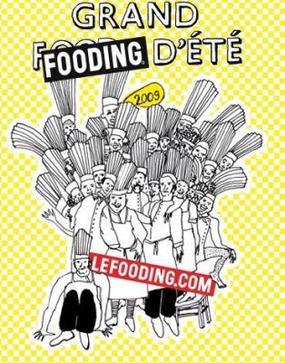 Fooding, été, Paris, Cyril Lignac, Ariel Wizman, Teki Latex, Action contre la faim, Domaine national de Saint Cloud