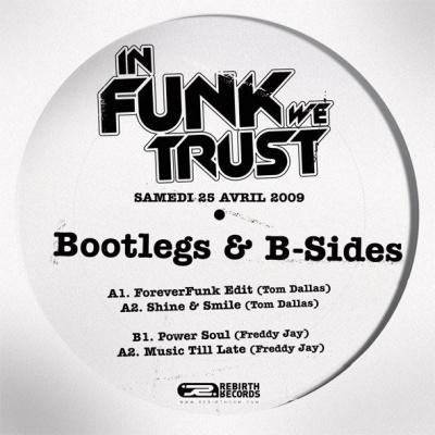 InFunkWeTrust, Bootlegs, B-Sides, Scène Bastille