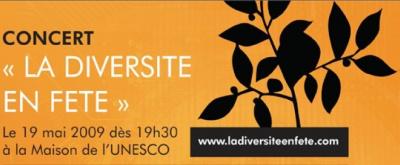 Concert, Paris, La diversité en fête, Unesco, William Baldé, Chico, Tismé