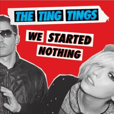 Ting Tings, Paris, Studio SFR, Concert, Showcase